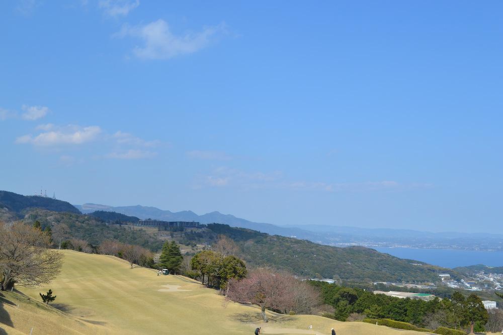 벳푸 오기야마 골프클럽